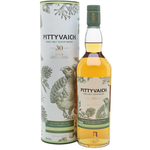 Pittyvaich 30 Year Old Special Release 2020 Scotch Whisky 700mL - Uptown Liquor