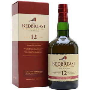 Redbreast 12 Years Irish Whiskey 700mL - Uptown Liquor