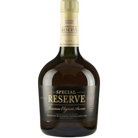 Suntory Special Reserve	Blended	Whisky 700mL