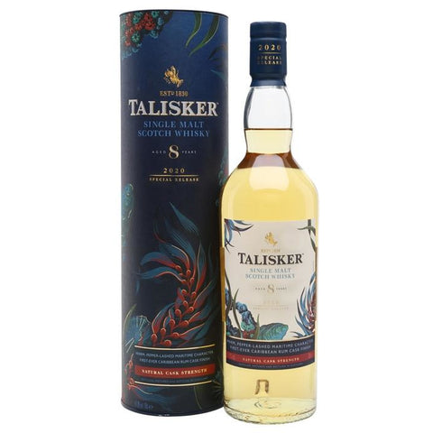 Talisker 8 Year Old Special Release 2020 Scotch Whisky 700mL - Uptown Liquor