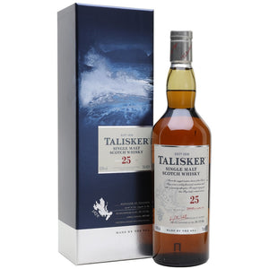 Talisker 25 Year Old Scotch Whisky 700mL - Uptown Liquor