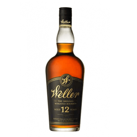 W.L. Weller 12 Year Old Bourbon Whiskey 750mL - Uptown Liquor