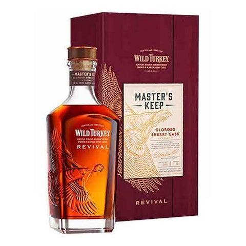 Wild Turkey Masters Keep Revival 750mL - Uptown Liquor
