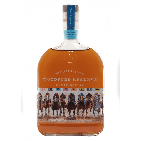 Woodford Reserve Bourbon Kentucky Derby 2018 1L - Uptown Liquor