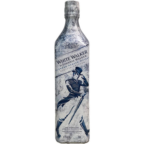 Johnnie Walker White Walker Game Of Thrones Scotch Whisky 700mL - Uptown Liquor
