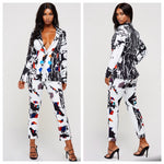 """Stay Ready"" Pant suit"