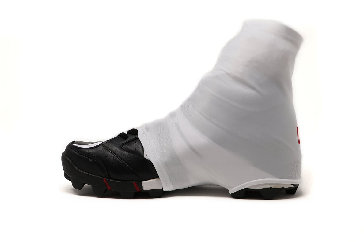 FCC-01 Shoe covers american football, white