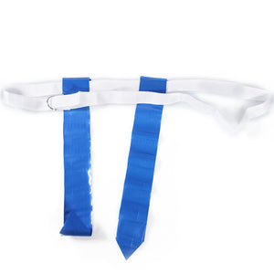 FLAG FOOTBALL KIT (6 cones, 10 belts, 2 flags per belt, a bag)