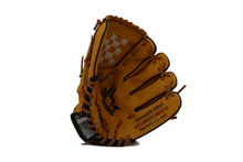 "Load image into Gallery viewer, JL-105 baseball glove, outfield, polyurethane, size 10,5"", TAN"