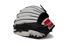 "Load image into Gallery viewer, JL-105 baseball glove, outfield, polyurethane, size 10,5"", WHITE"