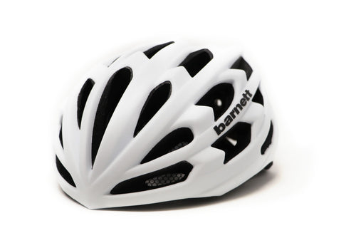 KS29 Helmet for BIKE and Roller Ski, WHITE