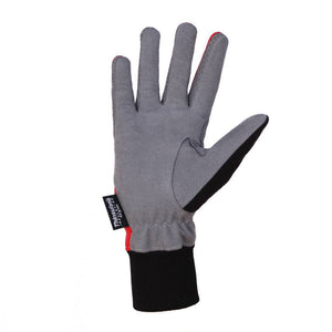 NBG-08 Cross country gloves, Red