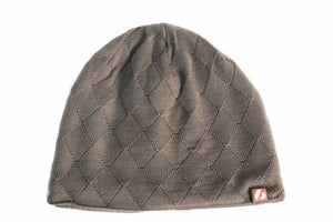 ANTON Winter Head Cap Grey