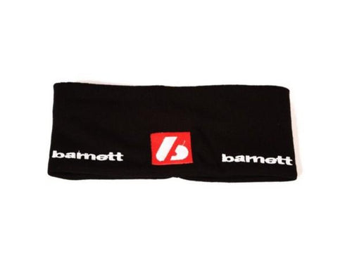 M2 Warm winter sport headband, Black