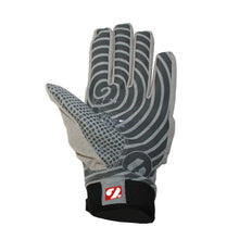 Load image into Gallery viewer, FKG-02 linebacker football gloves, LB, RB, TE, Gray