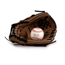 Load image into Gallery viewer, GBSL-2 Baseball set glove and ball, senior, leather (SL-120, LL-1)