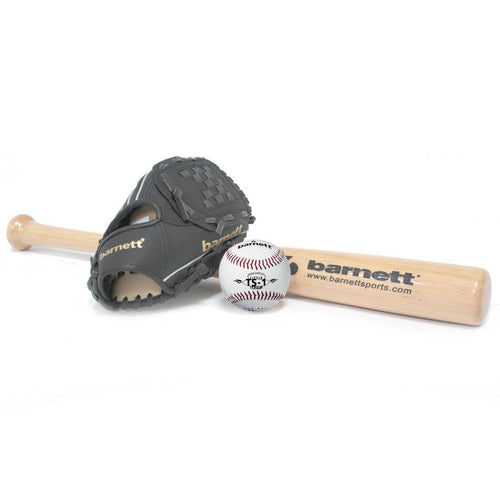 BGBW-01 senior wood baseball initiation kit (BB-W 32, JL-120, BS-1)
