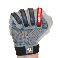 Load image into Gallery viewer, FLG-02 New generation linemen football gloves, OL,DL, grey