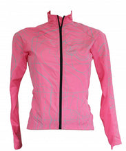 Load image into Gallery viewer, Bike textile - long-sleeved jacket, pink, windbreaker