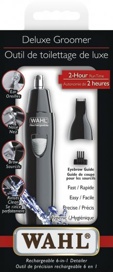 Deluxe Groom Trimmer