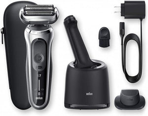 Series 7 - Cordless Self Cleaning Shaver