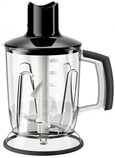 Jug blender, 5-cup Chopper and Ice Crusher Attachment