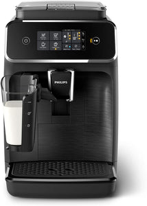 2200 Series Fully Automatic Espresso Machine with LatteGo