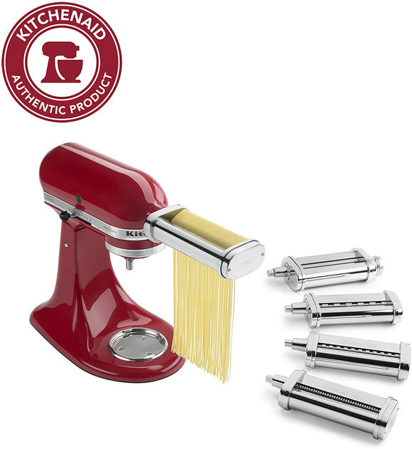 5 Piece Deluxe Pasta Set Attachment