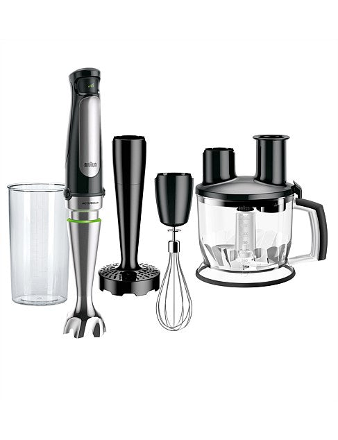 Mulitquick 7 Hand Blender Set with Food Processor