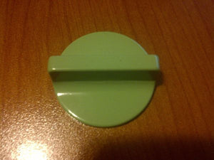 Green Speed Dial Knob