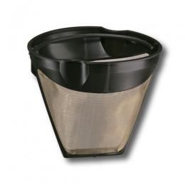 #4 Cone Permanent Gold Coffee Filter