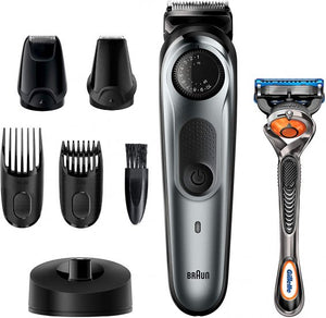 Shave & Trim Kit - Beard Trimmer & Hair clipper