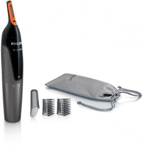 Premium nose & ear hair trimmer