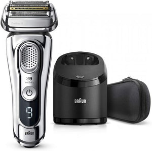 Wet & Dry shaver with Clean & Charge system
