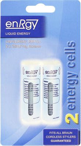 Liquid Energy Cells also fits BRAUN curlers