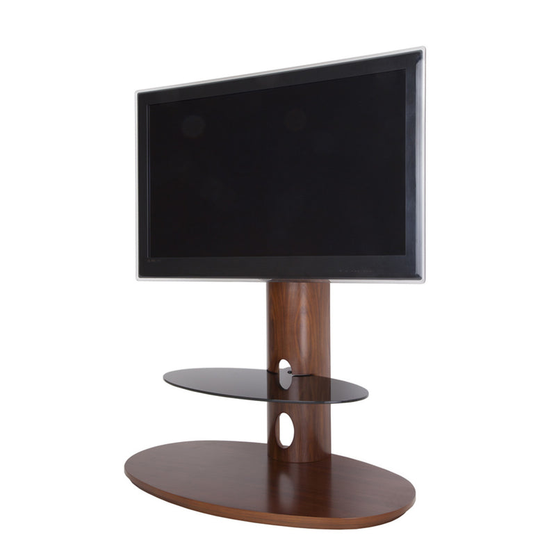 "AVF Chepstow 930 TV Stand for TVs up to 65"", Walnut"