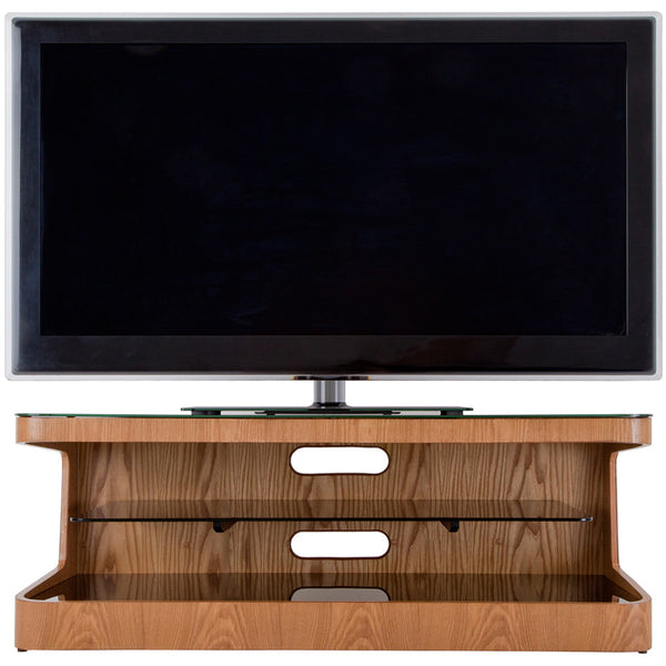 "AVF Winchester Affinity 1100 TV Stand for TVS up to 55"", Oak"