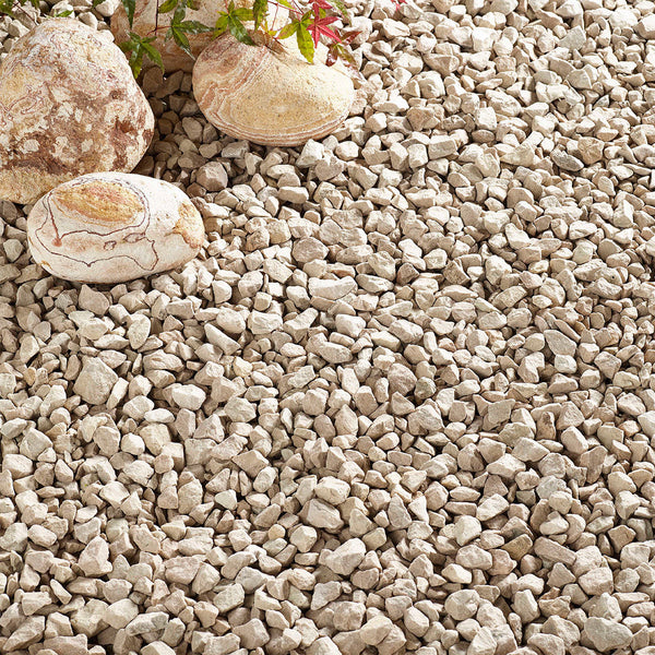 Kelkay 14-22mm Cotswold Stone Chippings Aggregate Bulk Bag - Approx 750kg