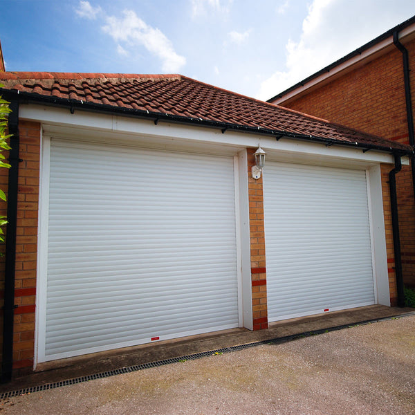 Birkdale Classic Plus Automatic Roller Garage Door with Installation up to 3.5m Wide ROLLER DOOR