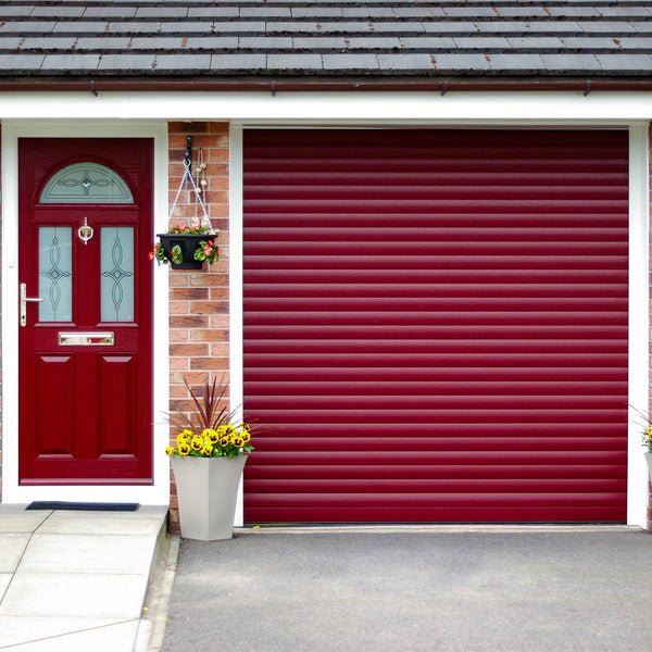 Birkdale Classic Plus Automatic Roller Garage Door with Installation u