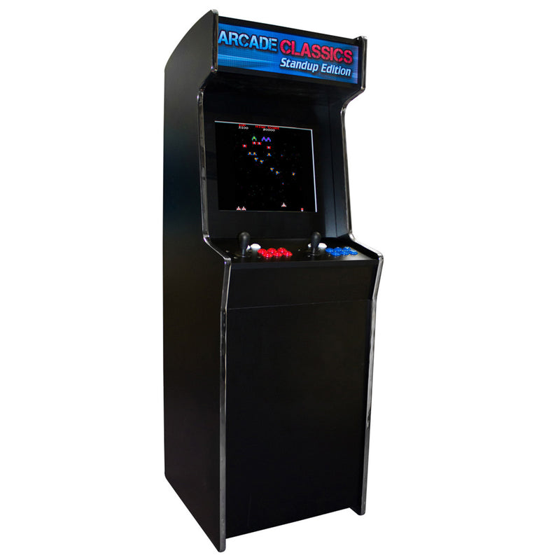 Arcade Classics Stand-Up Arcade Machine