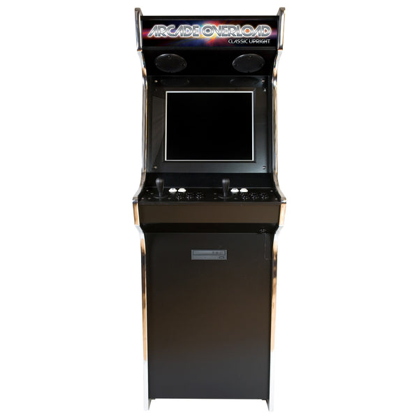 Arcade Overload Classic Upright Arcade Machine - Extreme Edition
