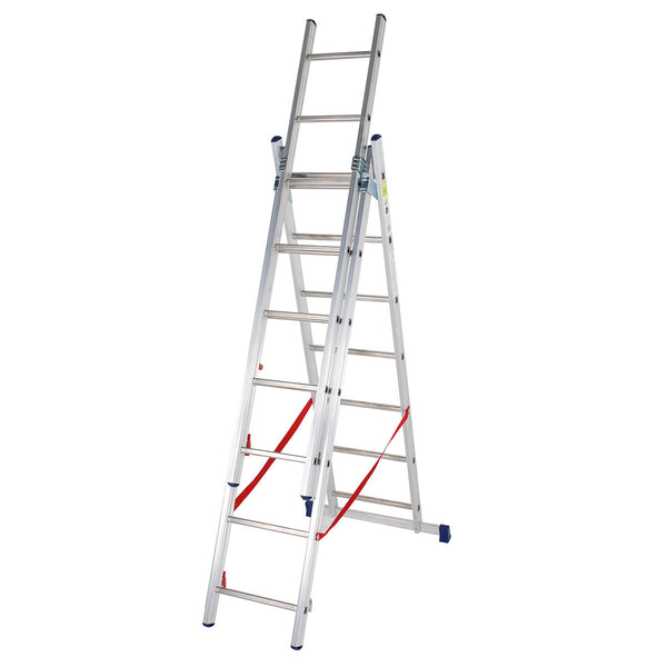 TB Davies Light Duty Combination Extension Ladder