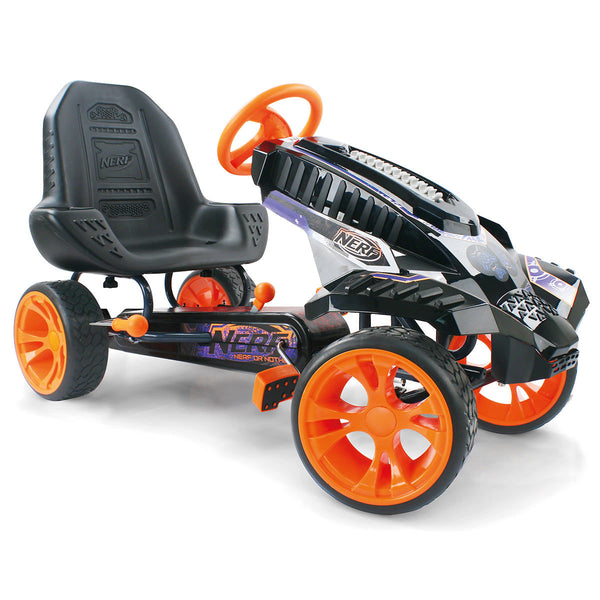 Nerf Battle Racer Pedal Go Kart (4-10 Years)