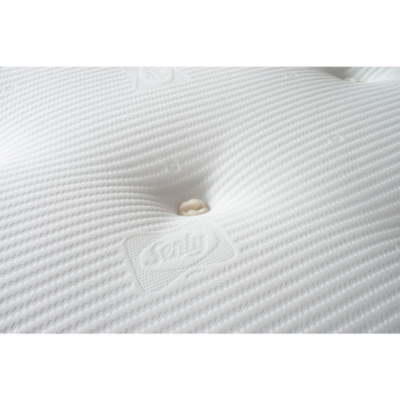 Sealy 1000 Deluxe Pocket Memory Tufted Mattress, Super King