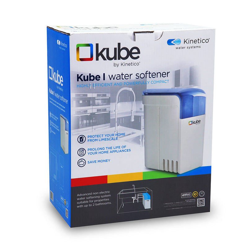 Kinetico Kube 1 Non-Electric Water Softener - For Households with up t