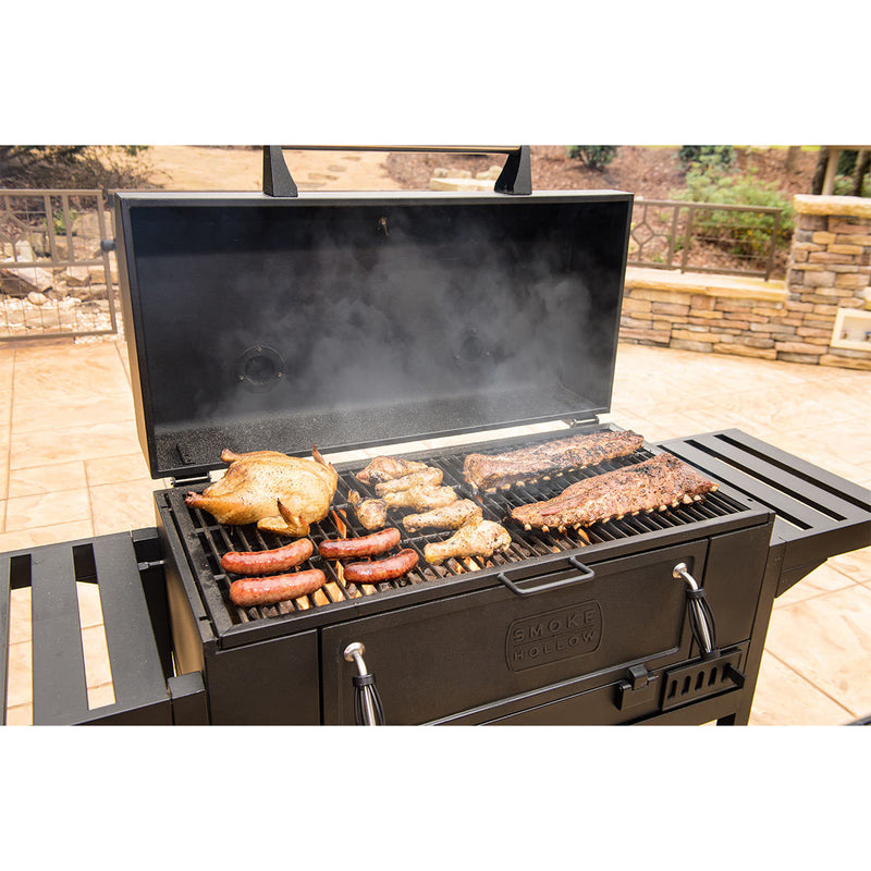 "Smoke Hollow 36"" (91.4cm) Premium Charcoal Barbecue"