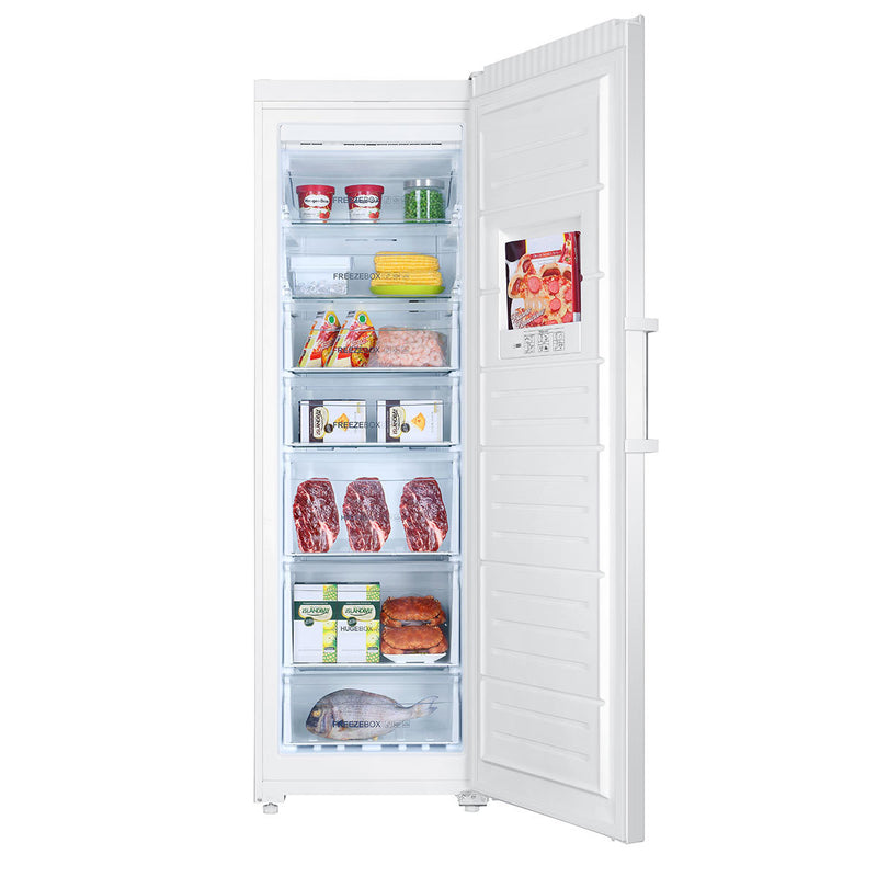 Haier H2F-255WSAA, Freezer A++ Rating in White