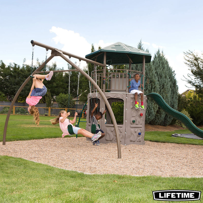 Lifetime Adventure Tower Playset (3-12 Years)