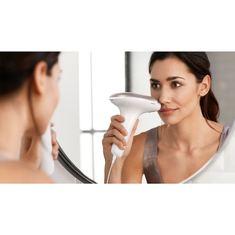 Philips Lumea Advanced Corded IPL Hair Removal Device for Hair, Body,